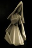 Porcelain Origami: Mary