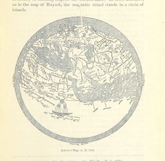 Image taken from page 31 of 'Inventio fortunata. Arctic exploration. With an account of Nicholas of Lynn. Read before the American Geographical Society ... May 15th, 1880. Reprinted from the Bulletin of the Society' (The British Library) Tags: map large publicdomain page31 vol0 bldigital mechanicalcurator pubplacenewyork date1881 decostabenjaminfranklin sysnum000890346 imagesfrombook000890346 imagesfromvolume0008903460 geo:osmscale=2 hasgeoref wp:bookspage=arctic georefphase1