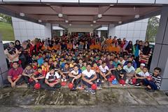 Group_Photo_Official_Perkampungan Yayasan Johawaki (Jamil Jaafar) Tags: anak angkat felda yayasan perkampungan trolak 2013 johawaki