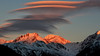 Föhnwolken über der Rotbachlspitze (mikiitaly) Tags: schnee italy day cloudy wolken südtirol stjakob abendrot wipptal kematen pfitscherjoch pfitschtal rotbachlspitze coth5 mygearandme