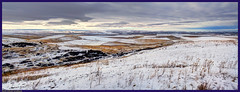 View From the Blues (ScottElliottSmithson) Tags: winter panorama nature oregon canon landscape eos wasatch view bluemountains 7d pendleton viewpoint i84 easternoregon umatilla interstate84 eos7d dtwpuck scottsmithson scottelliottsmithson