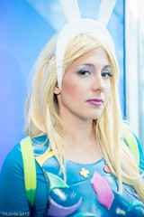 NYCC Adventure Time-6 (LJinto) Tags: costume time cosplay adventure fiona nycc newyorkcomiccon