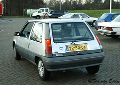 Renault 5 (timvanessen) Tags: automatic aut automaat yr50dk