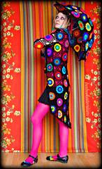 babukatorium (babukatorium) Tags: rainbow crochet grannysquare babukatorium