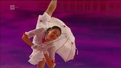 Mao Asada World 2013 Gala 2 (PrintScreenArts) Tags: world skating figure mao asada championships gala 2013