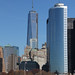 One World Trade Center in final stage of construction