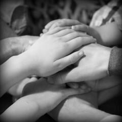 Friends (*Margareta*) Tags: hands community friendship fellowship gemenskap fotosondag fs140119