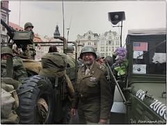 Plzeň_Pilzen_May 2005_Dodge (ferdahejl) Tags: 2005 museum army tank military dodge may2005 armour armoured pilzen plzeň wehicle wwiipilsen2005war