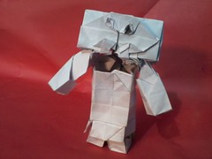Origami Dan board,Morisue kei (origamifolder2050) Tags: kei hard cp firsttry morisue