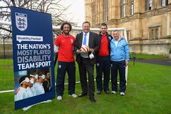 "Stephen Mosley MP learns about Disability Football • <a style=""font-size:0.8em;"" href=""http://www.flickr.com/photos/51035458@N07/12209326246/"" target=""_blank"">View on Flickr</a>"