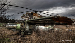Planes (Michis Bilder) Tags: plane helicopter hdr