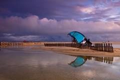 Winter (jaocana76) Tags: sunset kite beach clouds atardecer afternoon cloudy playa nubes cádiz kitesurf tarifa atlantico loslances estrechodegibraltar straitsofgibraltar campodegibraltar canon1635 canon7d mygearandme mygearandmepremium mygearandmebronze juanantonioocaña jaocana76