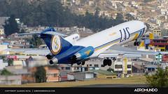 Lineas Aereas Suramericanas - LAS Boeing 727-2S2F HK-4636 (aeromundomag) Tags: las photography quito cargo boeing sr spotting 727 mariscalsucre 727f sequ jetphotography aeromundo antiguomariscalsucre lineasaereassudamericanas sandrorota