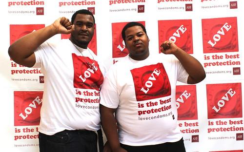 International Condom Day, 2014: Columbia, South Carolina
