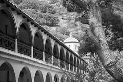 Crete Island (Greece) (IRIS DE KONING PHOTOGRAPHY) Tags: travel holiday mountains history church nature architecture landscape island photography greece monastery crete