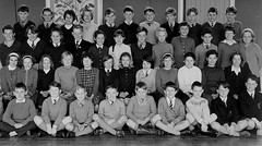 Barnston (theirhistory) Tags: uk girls boys shirt shoes uniform dress tie class junior gb jumper shorts wellies blazer primary