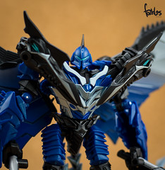 Transformers 4 Strafe (FoiblesToyChest) Tags: 4 age transformers extinction strafe