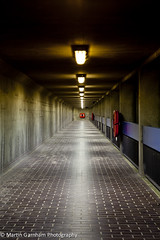 Thames Barrier Passageway (Garnham Photography) Tags: city england storm reflection london ecology thames river gate control flood britain dam tide capital greenwich engineering landmark structure safety reflect wharf environment docklands barrier canary curve canarywharf protection riverthames defense tidal prevention defence floodgate ecological movable thamesbarrier