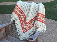 Nordic Shawl (Pammy Sue1) Tags: needlework crochet craft wrap hobby clothes yarn gift cape nordic shawl