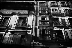 Old_ (Priscilla Ceci) Tags: madrid old windows white black love window photo blackwhite spain nikon picture finestra architettura spagna finestre nikond5100