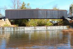 Burfordville Covered Bridge (Eridony) Tags: statepark bridge water river historic explore missouri coveredbridge burfordville bollingermill explored capegirardeaucounty unincorporatedplace unincorporatedvillage