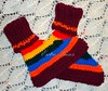 Escarpines para adulto (Entre_Lazos) Tags: flores color textura google handmade crochet moda artesanal teenager diseño adolescentes facebook agujas accesorios artesanías tejido indumentaria ganchillo hechoamano infaltable indumentariafemenina