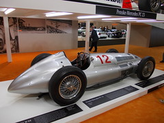 Mercedes-Benz W154 Grand Prix 1939 (Zappadong) Tags: auto classic car silver essen automobile grand voiture prix coche mercedesbenz classics techno oldtimer arrow oldie carshow 1939 2014 youngtimer automobil classica silberpfeil monoposto silverarrow oldtimertreffen silberpfeile w154 zappadong