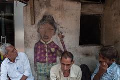 wall art (pushkar raj sharma) Tags: street streets streetphotography mumbai streetphotographer mumbaistreets ilobsterit
