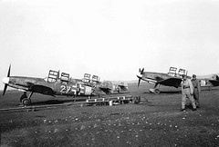 Bf109 trainers