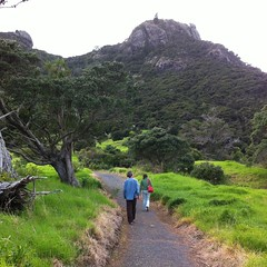 Walk with Deborah and Richard (rona.h) Tags: june whangarei 2014 ronah