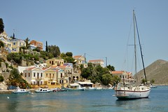 Symi Island, Greece 25.05.14 (Retroscania!) Tags: holiday island greece rhodes symi