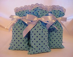 Saches Perfumados - Azul (Tecidinhos, Baby Vilyn) Tags: batizado aniversário nascimento maternidade padrinhos chádebebê lembrancinhas madrinhas saches lembrancinhasmaternidade lembrancinhasdebatizado