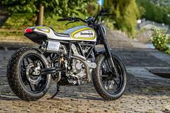 Ducati Scrambler Magione