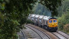 GBRf Class 59/0 no 59003 passes Clay Cross on 27-09-2016 with the Tinsley to Bardon Hill stone empties. (kevaruka) Tags: claycross derbyshire class56 class20 class59 colasrailfreight directrailservices drs gbrf locomotive sigh lightroom autumn 2016 england englishelectric colour colours september yellow orange blue trains railfreight railway transport outdoor countryside flickr frontpage thephotographyblog ilobsterit heritage historic history canon canoneos5dmk3 canon5dmk3 canon70200f28ismk2 5d3 5diii 5d 5dmk3 telephoto telephototrains tupton boobs milf sexy wife 59003