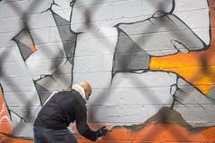 PC Bricks (Rodosaw) Tags: documentation of culture chicago graffiti photography street art subculture lurrkgod pc