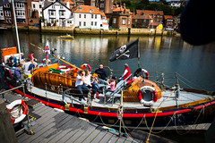 take a trip (pamelaadam) Tags: whitby engerlandshire summer august 2016 holiday2016 boat people lurkation sea digital fotolog thebiggestgroup
