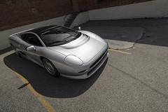 1993 Jaguar XJ220 (Desert-Motors.com) Tags: rmsothebys jaguar xj220