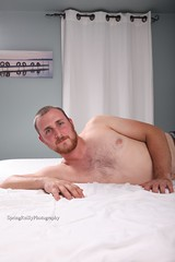 IMG_6694 (SpringTrippReilly-Life's Elements Photography) Tags: man male bed bedroom sheets duvet boudoir shirtless bare chest lifeselementsphotography wwwspringreillycom springreilly