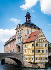 Bamberg - Altes Rathause (1eyephotography) Tags: germany bamberg travel architecture history historic europe
