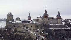 Ukraine, Kamianets-Podilskyi Fortress (videodigit16) Tags: ukraine fortress kamianetspodilskyi history tourizm bastion building wall castle