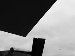 Shapes (Miranda Ruiter) Tags: amsterdam museumplein shapes minimalism blackandwhite photography architecture design