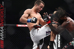 Some of the latest News from MMA Weekly Pat Curran Injury Causes... (garry21) Tags: some latest news from mma weekly pat curran injury causes