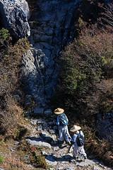 mountain monks (mishko2007) Tags: korea gayasannationalpark 105mmf28 monks