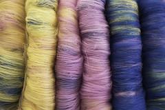 Preschooler Batts (chavala) Tags: spinning fiber knitting batts batts2016 merino ashlandbay