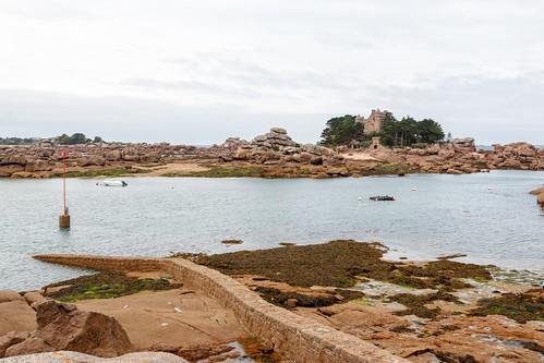 Château de Costaérès à Perros-Guirec