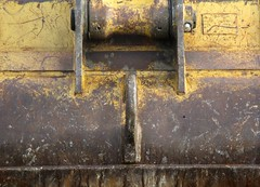 steel ii (TMQ.st.louis) Tags: construction steel yellow rust corrosion decay weathered