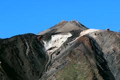 Teide_0490 (kurbeltreter20) Tags: spain spanien tenerife teneriffa teide vulkan volcano mountain color sky blue
