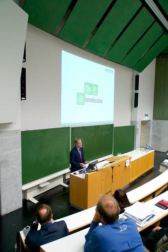 "Kick off Veranstaltung Doctoral School ""Biomolecules – Structure, Function, and Regulation"""