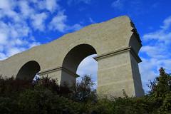 Aqueduct Ars-sur-Moselle (davidvankeulen) Tags: europe europa france frankrijk frankreich franserepubliek rpubliquefranais aqueduct aquaduct arssurmoselle metz romanaqueduct romeinsaquaduct romeinserijk romanempire davidvankeulen davidvankeulennl davidcvankeulen urbandc