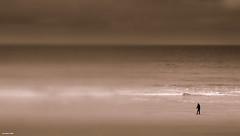 Solitude.... (crozgat29) Tags: jmfaure crozgat29 canon sea seascape mer plage beach paysage